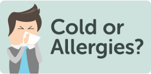 Allergies or cold